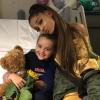 Ariana Grande is meglátogatta a túlélőket a kórházban