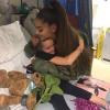 Ariana Grande megható dolgot tett idén karácsonykor