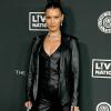 The Art Of Elysium gála: Bella Hadid fekete bőrszerkóban ünnepelt