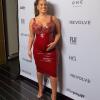 Ashley Graham feszülős PVC ruhában jelent meg