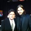 Ashton Kutcher Charlie Sheenné változik?