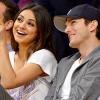 Ashton Kutcher nem beszél Mila Kunisról