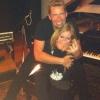 Avril Lavigne Chad Kroegerrel dolgozott együtt