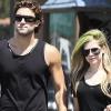 Szakított Avril Lavigne és Brody Jenner