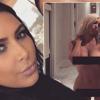Az egész internet Kim Kardashian retusálatlan fenekéről beszél – fotók!