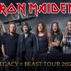 Az Iron Maiden visszatér Budapestre!