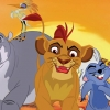 Az oroszlánkirály visszatér a képernyőre