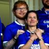 Babát vár Ed Sheeran felesége!