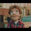 Bábokkal jelent meg Ed Sheeran új videoklipje
