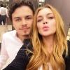 Baj van a paradicsomban: Egor Tarabasov megcsalta a várandós Lindsay Lohant?