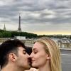 Bámulatos helyen nyaral Joe Jonas és Sophie Turner