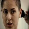 Bárbara Mori kopaszra borotválta a fejét