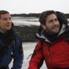 Bear Grylls büszke Jake Gyllenhaalra