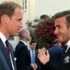 Beckham betolakodott a királyi partira