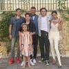 Beckhamék Floridában vakációztak