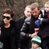 Beckhamék máris újabb gyereket szeretnének