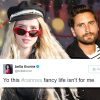 Bella Thorne-nak túl sok volt Scott Disick bulizós-piálós életvitele