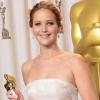 Bemutatott a fotósoknak Jennifer Lawrence