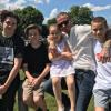 Betegesnek találják rajongói David Beckham és gyerekei kapcsolatát