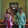 Beyoncé és Jay-Z kibérelte az egész Louvre-t – klippremier!