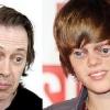 Bieber és Ke$ha is Buscemi szemén át figyel