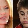 Bieber szánalmasnak nevezte a CSI sztárját