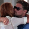 Blake és Leonardo Kaliforniában romantikáztak