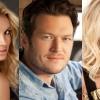Britney-n és Carrie-n viccelődött Blake Shelton
