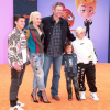 Blake Shelton engedélyt kért Gwen Stefani fiaitól, hogy megkérhesse az énekesnő kezét