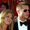 Brad Pitt bevallotta, unatkozott Jennifer Aniston mellett