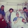 Bradley Cooper kórházi látogatást tett