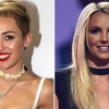Britney női táncosával smárolt Miley Cyrus — videó