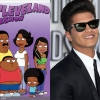 Bruno Mars a The Cleveland Show-ban