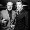 Búcsú James Bondtól: Pierce Brosnan így tisztelgett Sean Connery előtt