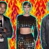Calvin Harris és Kanye West dalban vágnak vissza Taylor Swiftnek?