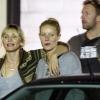 Cameron Diaz: Harmadik kerékként Gwyneth randevúján
