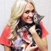 Carrie Underwood hatalmas állatbarát