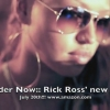 Cassie Ventura Rick Ross klipjében szerepel