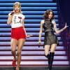 Cher Lloyd és Taylor Swift együtt koncertezett