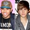 "Chris Brown: ""Bieber emlékeztet magamra"""