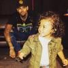 Chris Brown pert nyert lánya édesanyjával szemben
