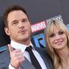 Chris Pratt beadta a válókeresetet Anna Faris ellen