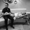 John Legend édesapa lesz