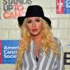 Christina Aguilera kislányt vár