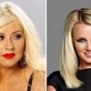 Christina Aguilera legyőzte Britney Spearst