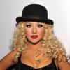 Christina Aguilera nem terhes