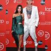 Cikis sminkbaki: így jelent meg Megan Fox és Machine Gun Kelly először a vörös szőnyegen