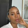 Címlapfotón mutatta meg gömbölyödő pocakját Kelly Rowland