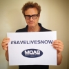 Colin Firth és sok más brit híresség együtt kampányol a menekültekért
