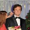 Colin Firth is megkapta saját viaszszobrát